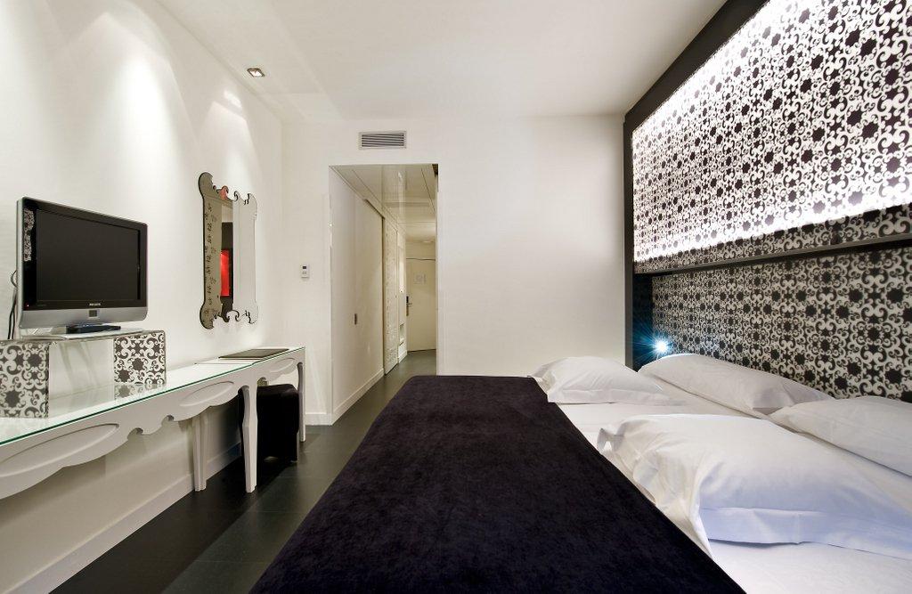 Habitaciones hotel vincci v a 66 web oficial for Diseno de habitacion de hotel